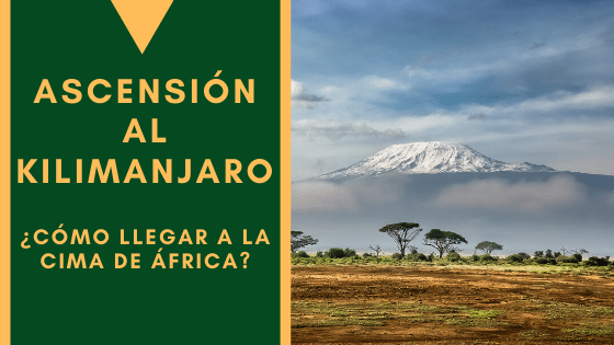Ascension Kilimanjaro