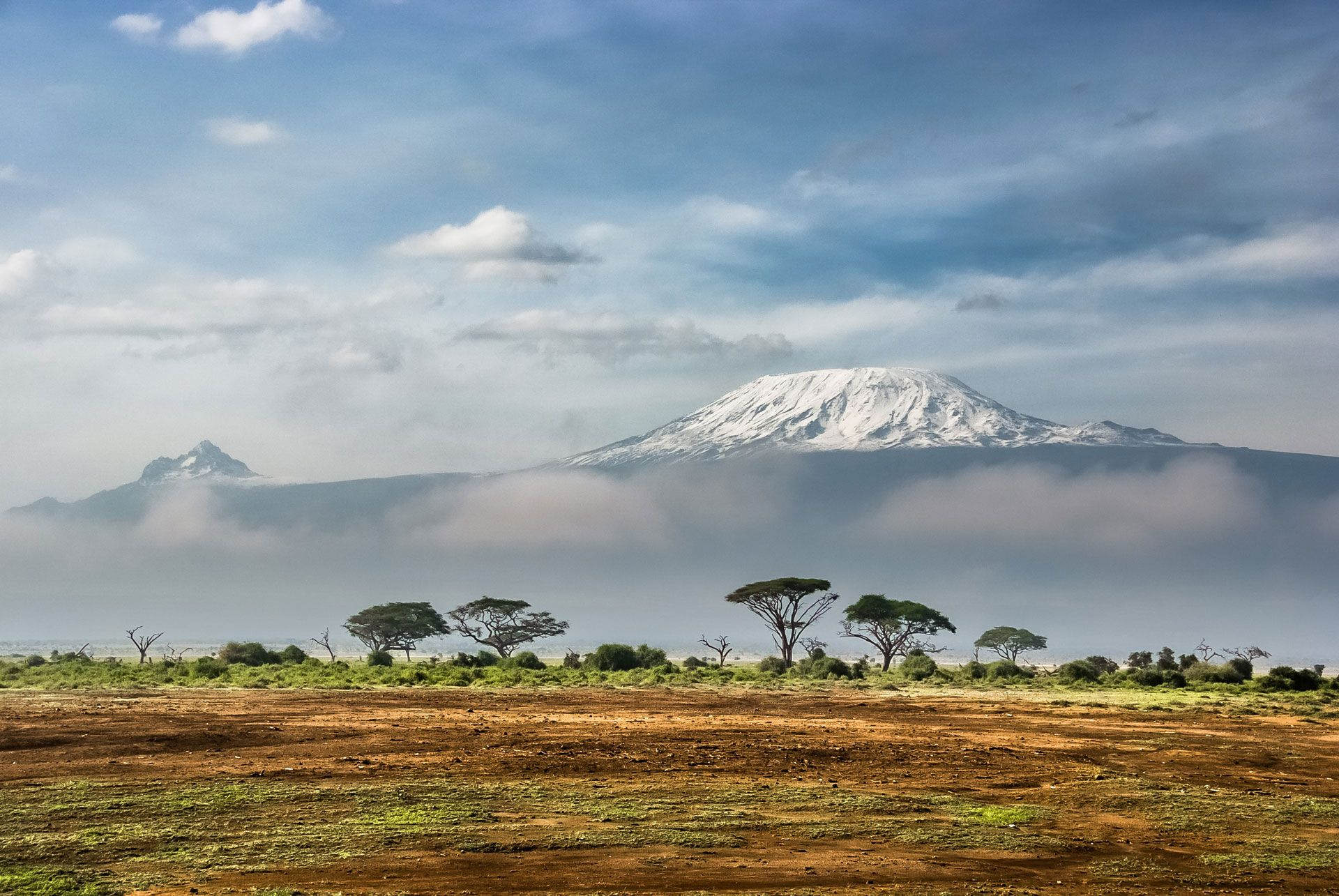 Safari Kenia - Panorama