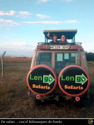 Safari Con El Kili
