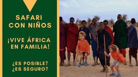 Safari Niños
