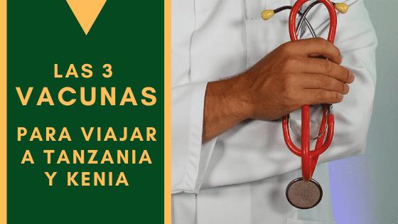 Vacunas Tanzania Kenia